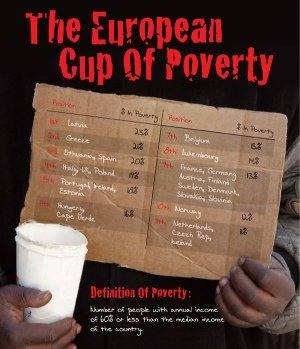 poverty infograph