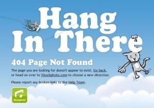 i stock 404 error