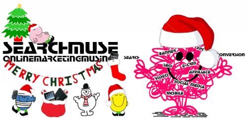 christmas messy blog image