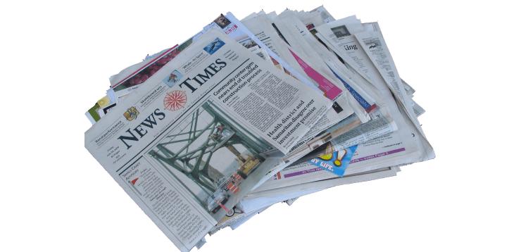 newspaper advertorials