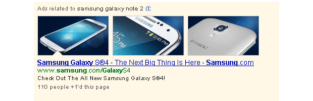 adwords image extension ads phone