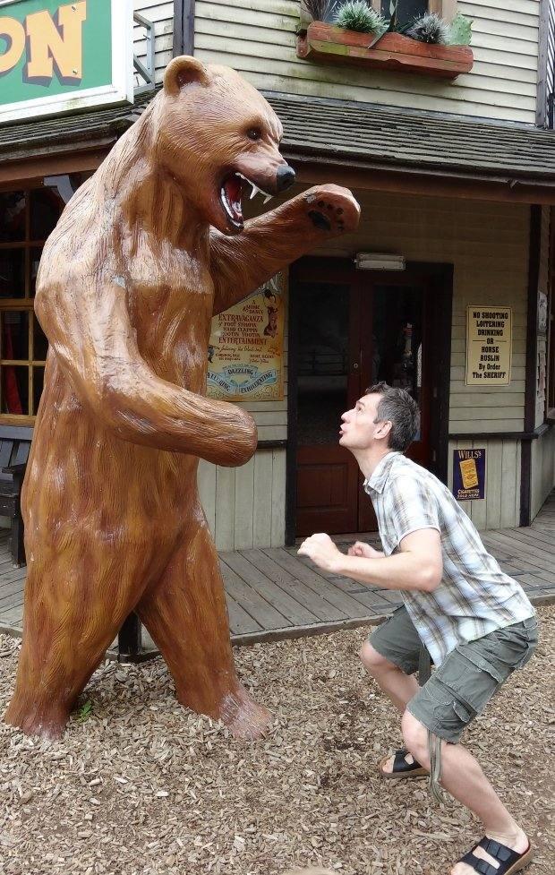 bear grrrr 1