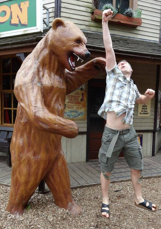 bear grrrr 2